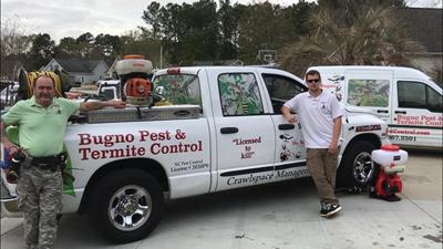 30 Off Local Bugno Pest Exterminator, #1 Pest Control in Wilmington