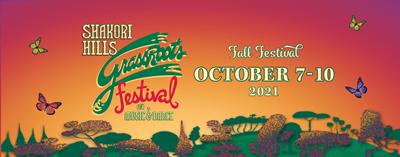 Picture of Shakori Hills Grassroots Fall Festival 2021
