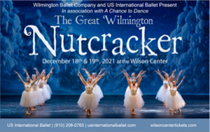 Picture of The Wilmington Ballet Company - The Great Wilmington Nutcracker (December 18th at 6:30 PM)